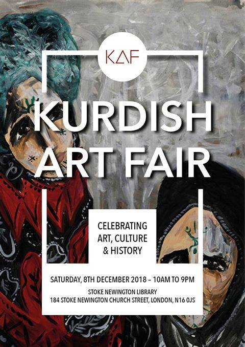 kurdish art fair london