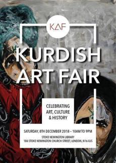 kurdish art fair london